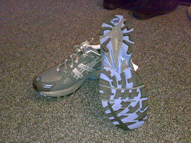 Anja´s neue Schuhe