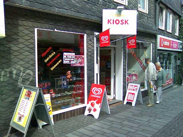 Kölner-Kiosk