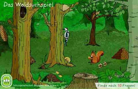 Waldspiel