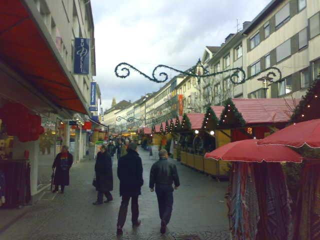 Weihnachtsmarkt Solingen