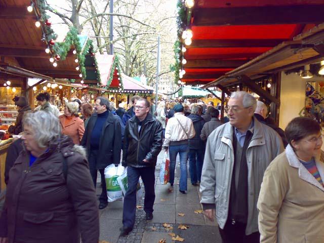 Weihnachtsmarkt in Kölle