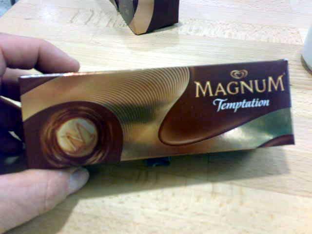 Magnum Temptation
