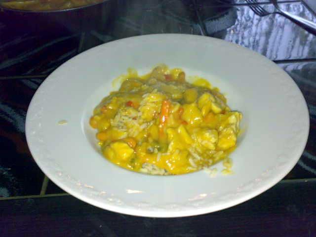 Indisch-Curry