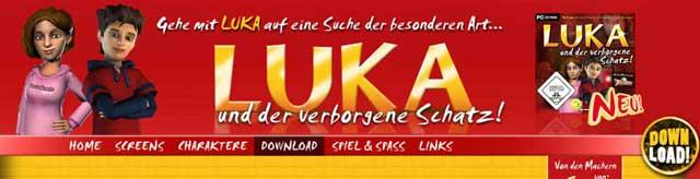Banner Luka Polizei