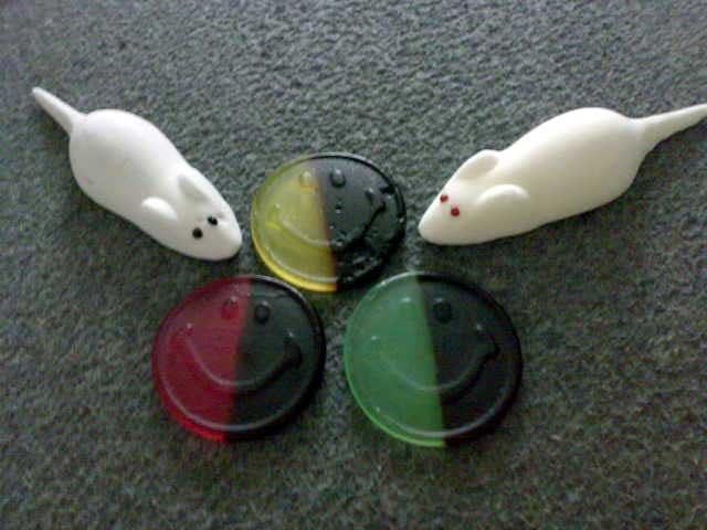 Smilies und Mäuse