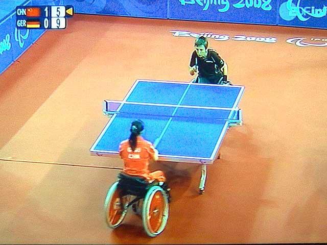 Rolli Tischtennis