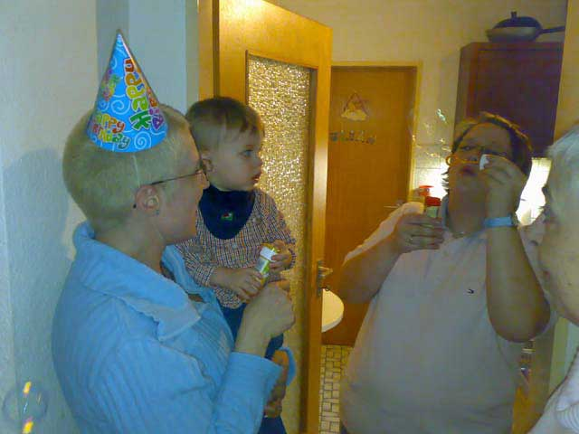 Geburtstag Julian