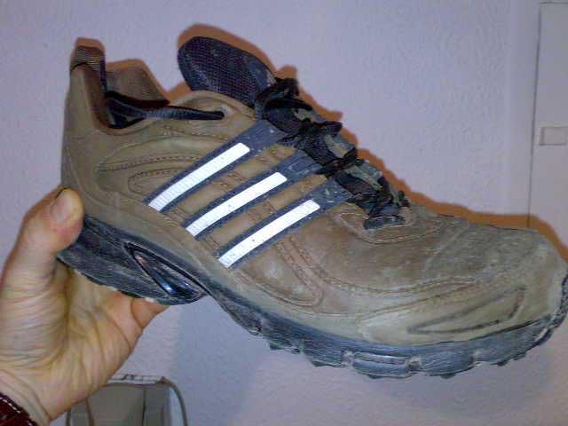 normale Schuhe