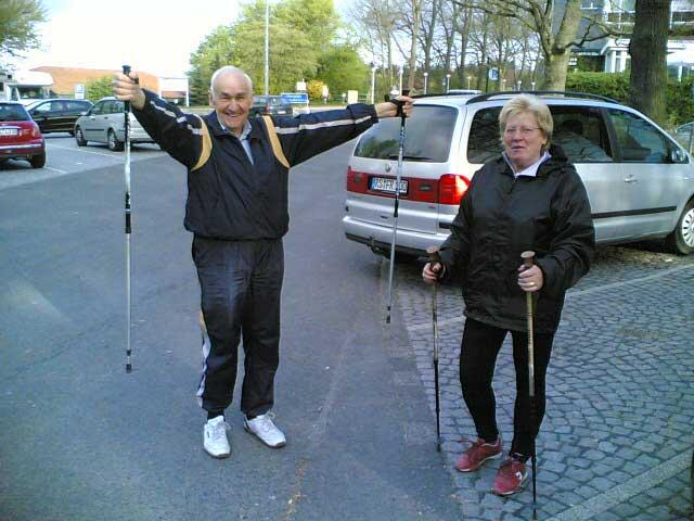 Herr Dähn und Frau Oberberg