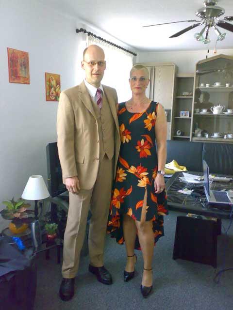 Lutz und Anja