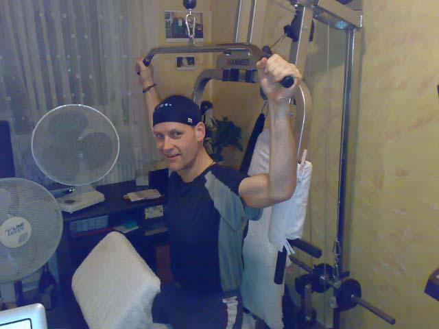 Lutz auf der Folterbank