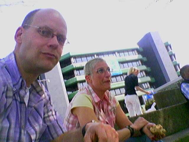 Anja und Lutz