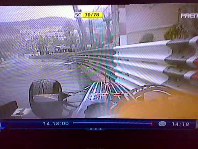 Coulthard Crash