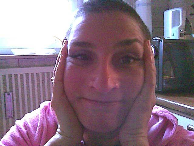Anja ohne Falten