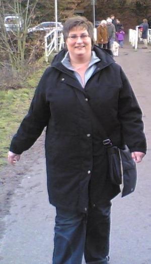 Anja in 2004