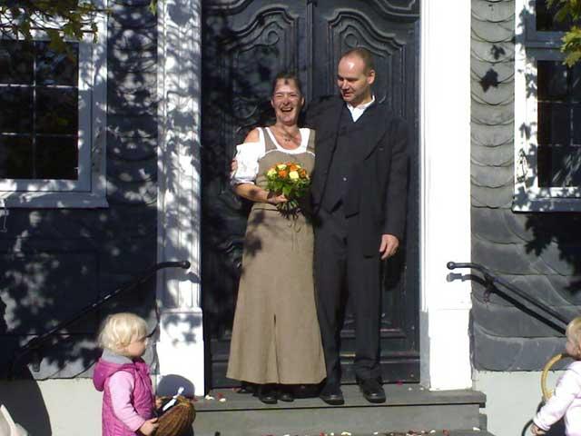 Hochzeit von Nico und Marcus